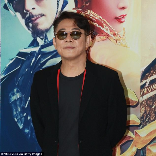 Photo of Jet Li Is Suffering From Spinal Problems & Hyperthyroidism and Aging Very Quickly