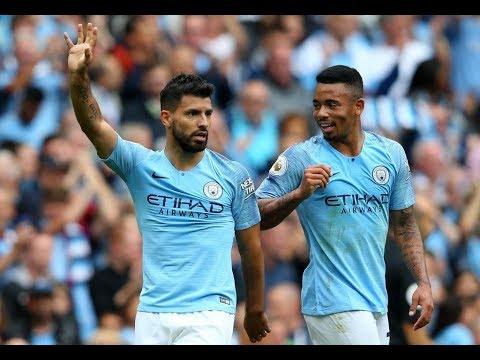 Photo of Manchester city vs Huddersfield 6-1 all football highlights