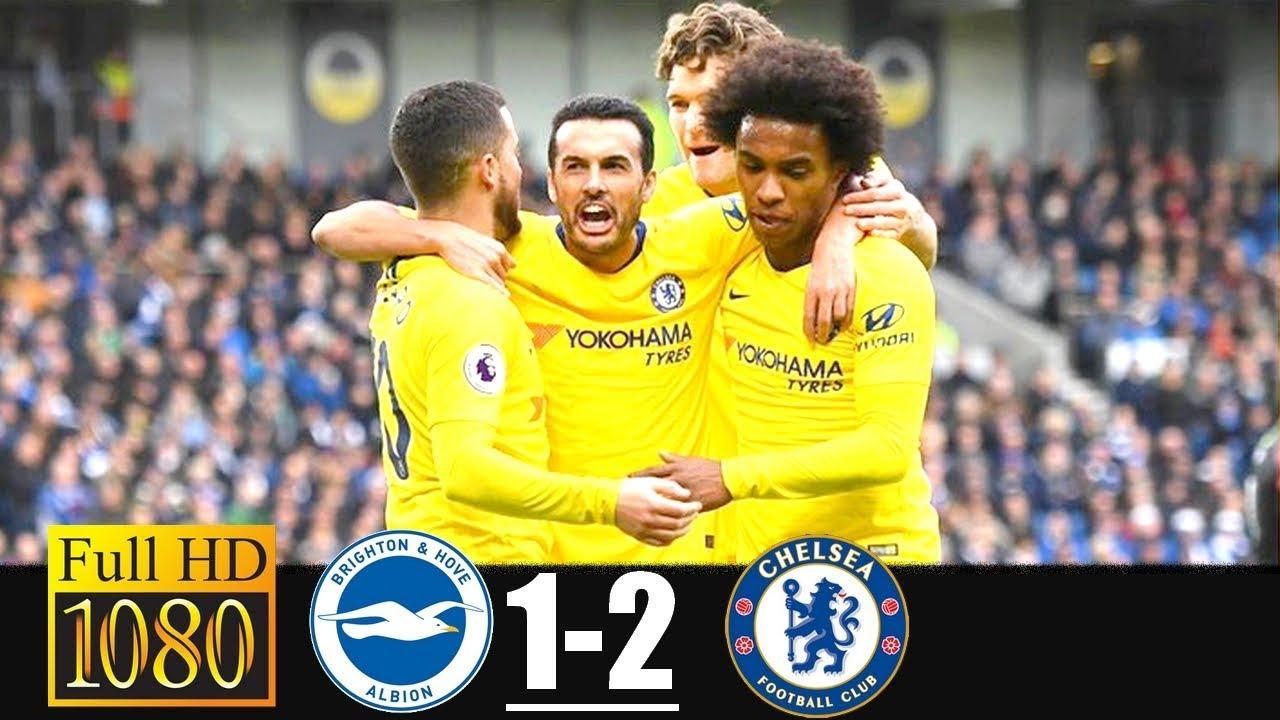 Photo of Brighton Vs Chelsea 1-2 Highlights & Goals