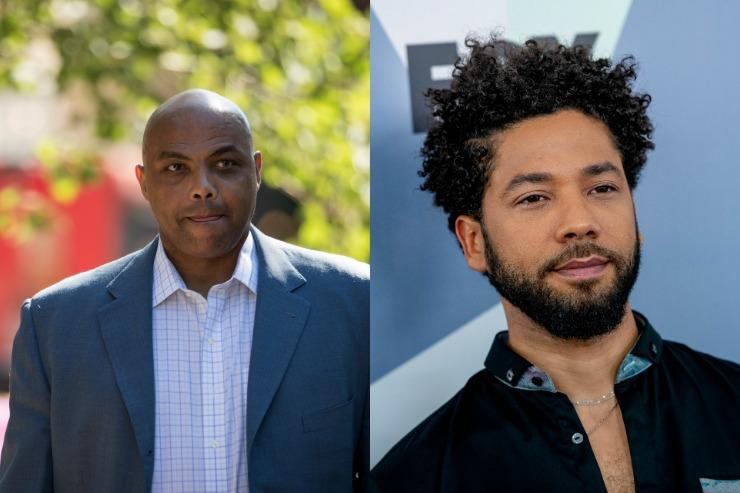Photo of Charles Barkley Accuses Jussie Smollett Of Betrayal To The LGBTQ & Black Communities