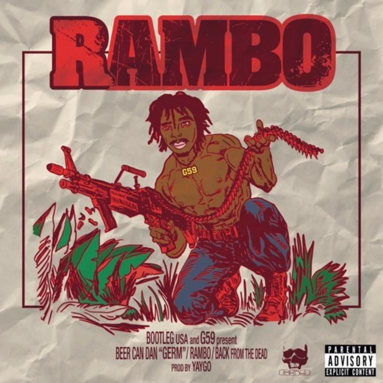 """Photo of Germ Sets The Stage For """"RAMBO"""""""