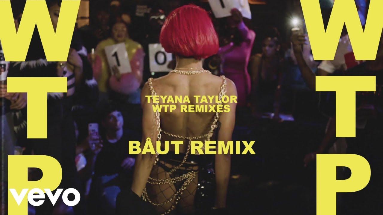 Photo of Teyana Taylor – Baut Remix Audio