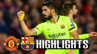 Photo of Manchester United vs Barcelona – 0 – 1 All Goals & Highlights
