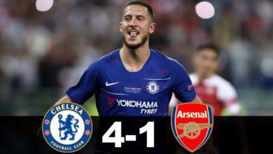 Photo of Chelsea vs Arsenal 4-1 Full Highlights & Goals Europa League Final 2019 (Video)