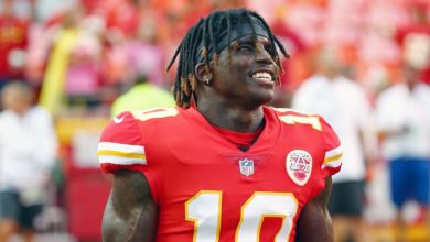 Photo of Chiefs Announced Tyreek Hill's Timetable For His Return Following Clavicle Injury