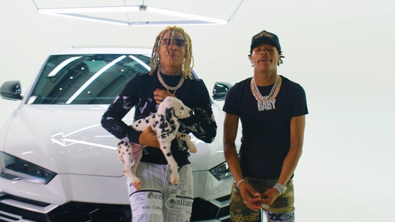 Lil Gotit - Da Real HoodBabies (Remix) feat. Lil Baby (Video)