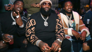 Photo of Meek Mill's Birthday Wish For Rick Ross Makes His Allegiance Clear