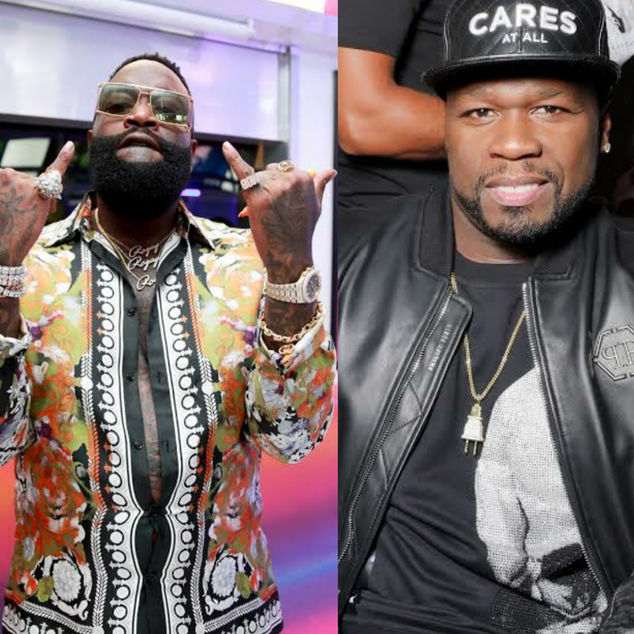 Photo of Rick Ross Responds To 50 Cent's Legal Request