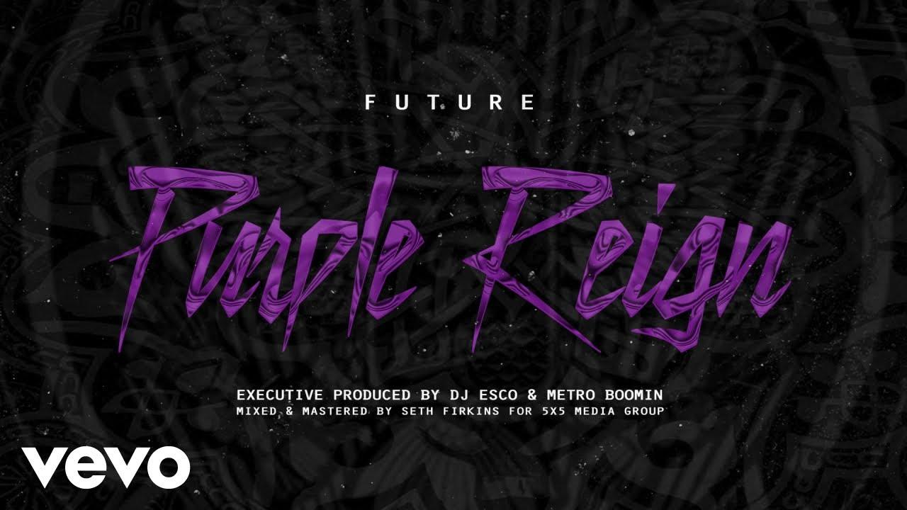 Photo of Future – Purple Reign Album