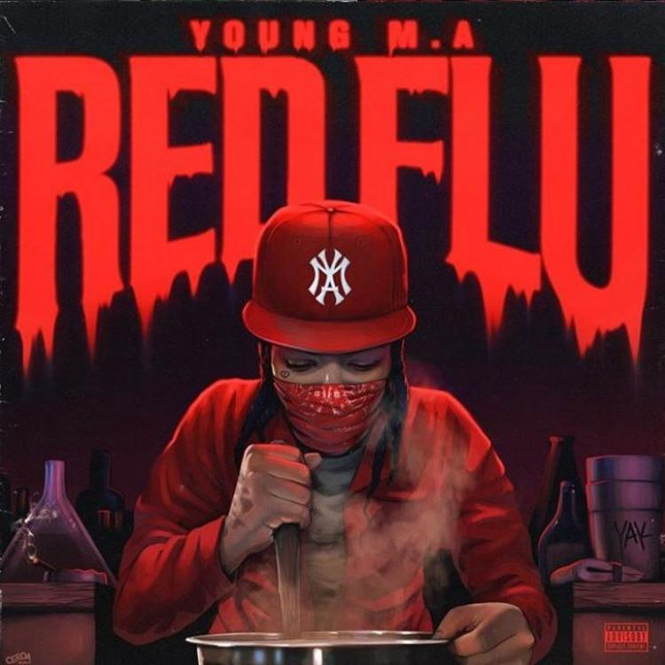 Photo of Young M.A – Red Flu Album