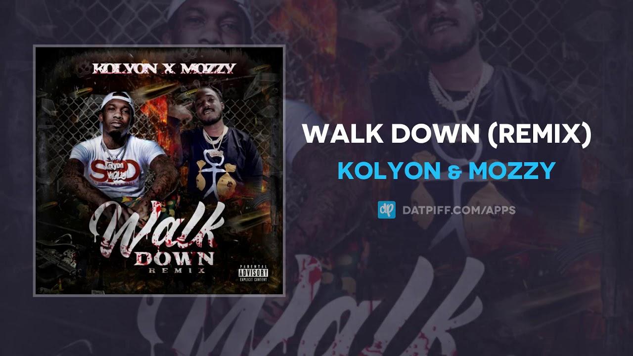 Photo of Kolyon – Walk Down Remix Ft Mozzy