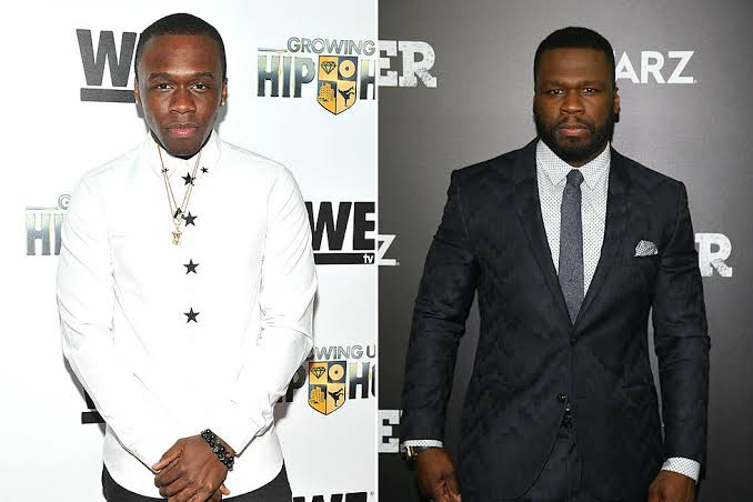 Photo of 50 Cent's Son Marquise Jackson Says Pop Smoke Is Better