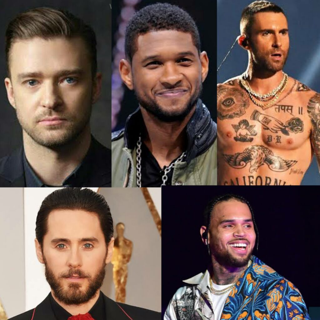 Top 5 Most handsome musician in the world. American music firm has produced great stars who are engulfed with handsomeness.