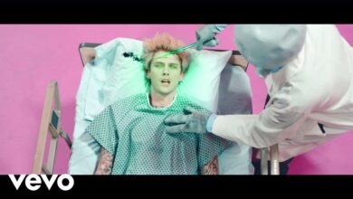 Photo of Machine Gun Kelly – concerts for aliens