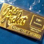 Brasstracks Golden Ticket